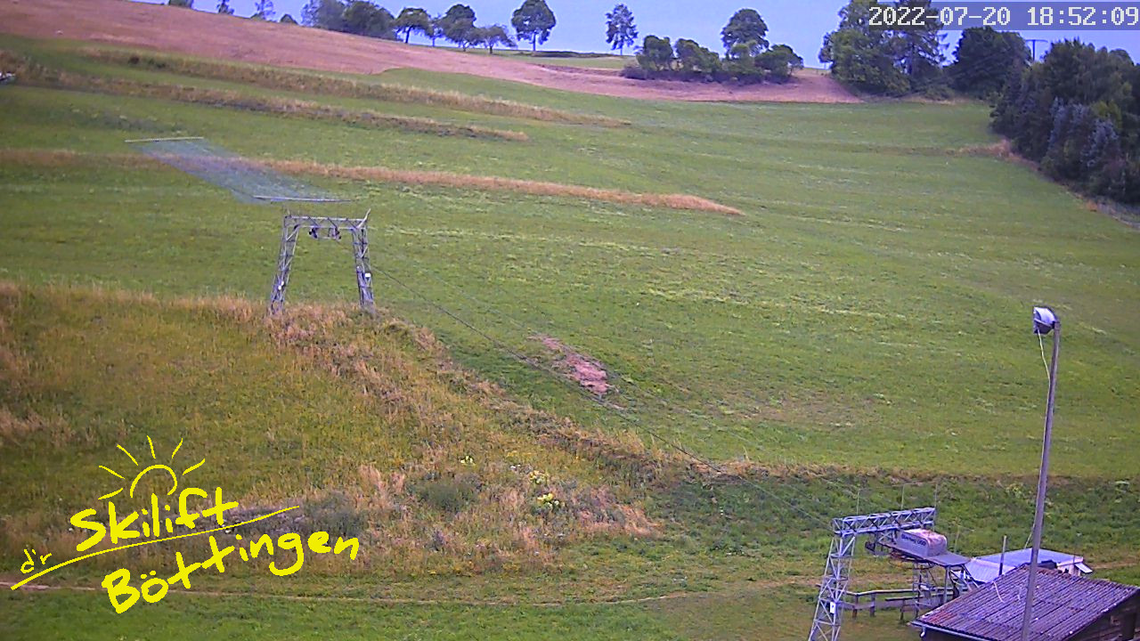 Böttingen - Skilift